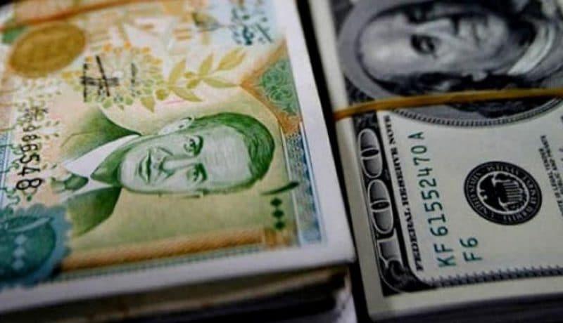 الدولار ساعة بساعة..  إعرف الآن سعر الدولار اليوم في سوريا في السوق السوداء الأربعاء 6-5-2020