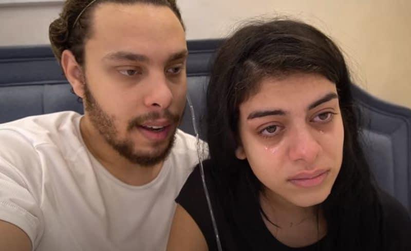 أحمد حسن وزينب مسلسل مستمر من إثارة الجدل