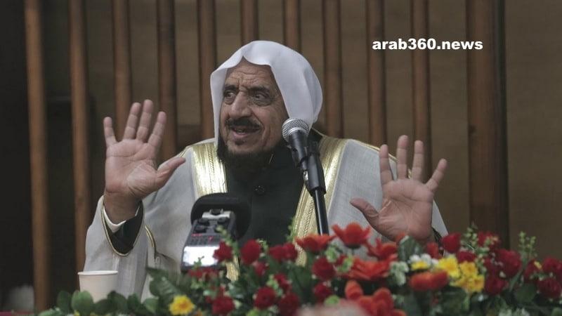 نجل الشيخ عبد الله المصلح يعلن تماثل والده للشفاء من وباء كورونا
