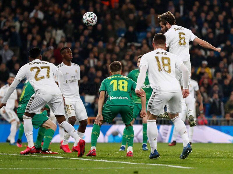 نتيجة مباراة ريال مدريد وريال سوسيداد الجولة 30 من الدوري الإسباني