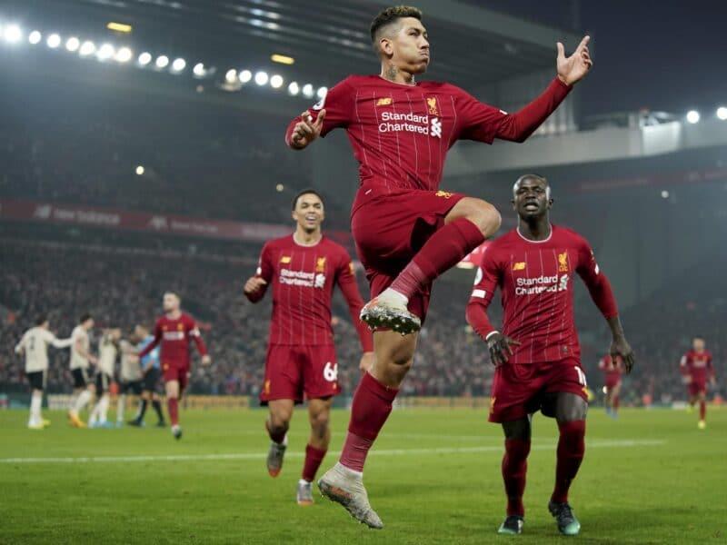 نتيجة مباراة ليفربول وأرسنال في الأسبوع 36 من الدوري الإنجليزي الممتاز