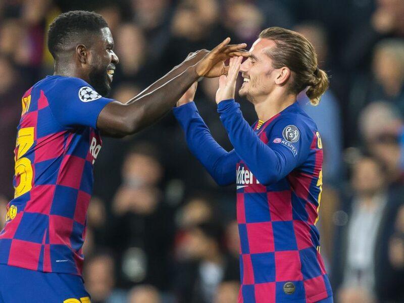 نتيجة مباراة برشلونة وأوساسونا في الجولة 36 من الدوري الإسباني