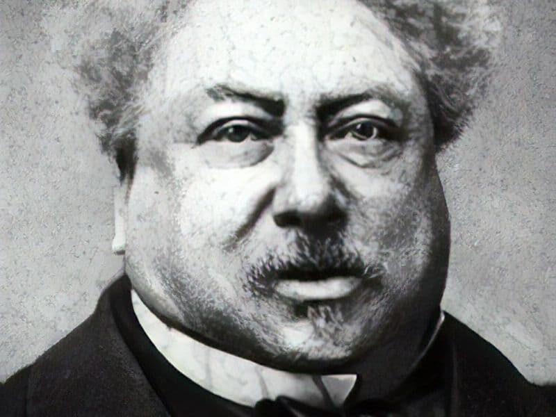 جوجل يحتفل اليوم بالكاتب الفرنسي ألكسندر دوما Alexandre Dumas