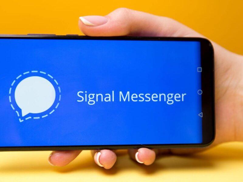 مميزات تطبيق سيجنال signal الجديد 2021